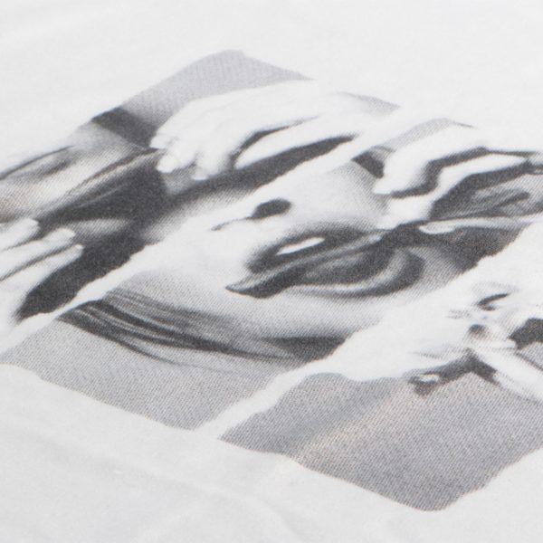 t-shirt donna stampa vintage sigaro